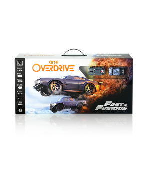 Anki Overdrive Fast&Furious Edition - гонки будущего
