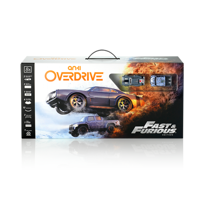 Overdrive Fast and Furious Edition