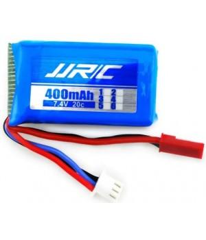 Аккумулятор 400 мАч 7,4В к JJRC H38WH 2S